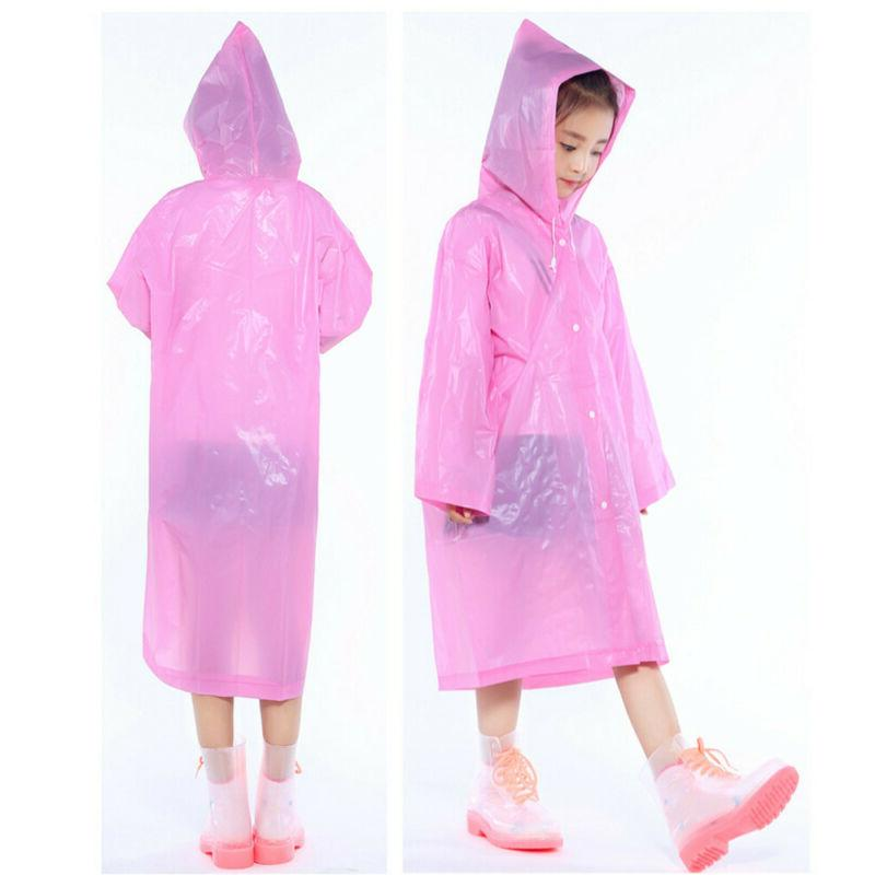 Baby children Hooded Coat Outwear Poncho