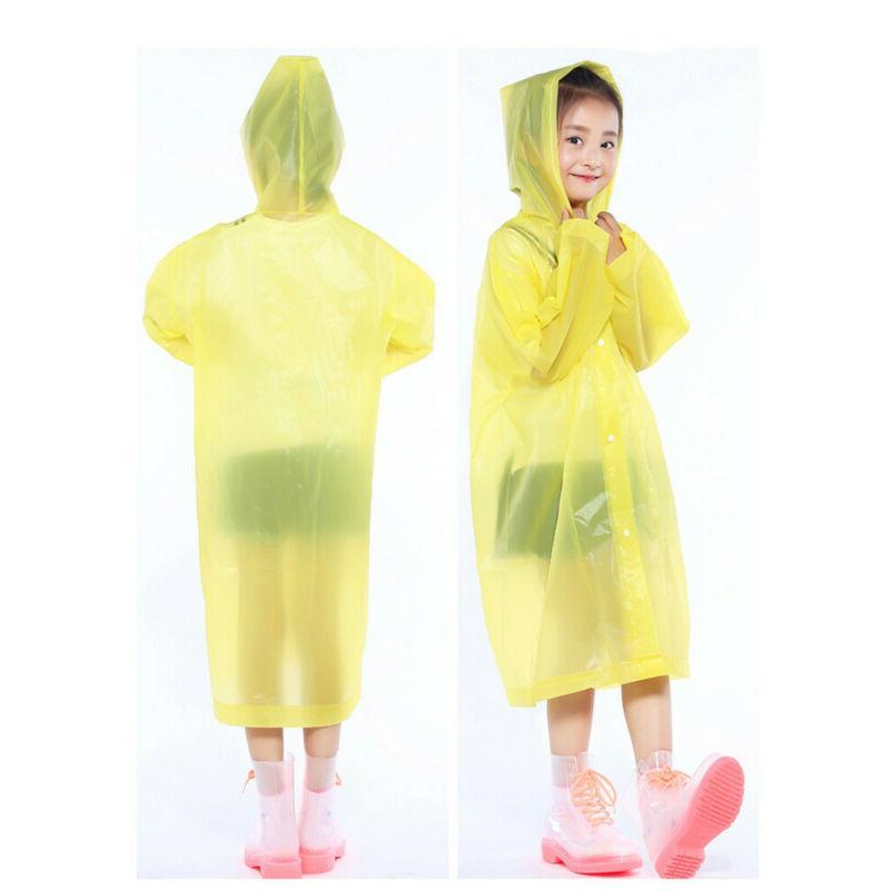 Baby Hooded Rain Outwear Poncho WP