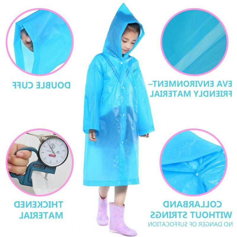 Baby children Hooded Poncho WP