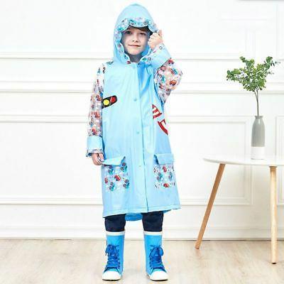 Baby Cartoon Raincoat Waterproof