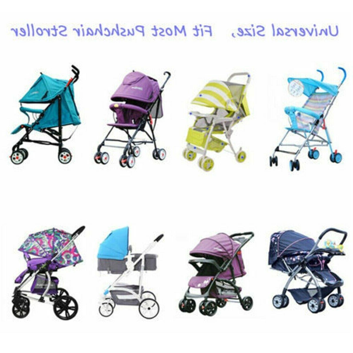 Baby Stroller Rain Wind Universal Rain Raincoat for Pushchair