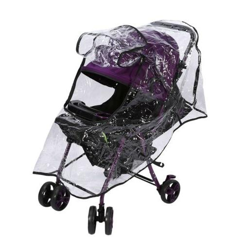 Baby Stroller Cover Wind Raincoat for Pushchair