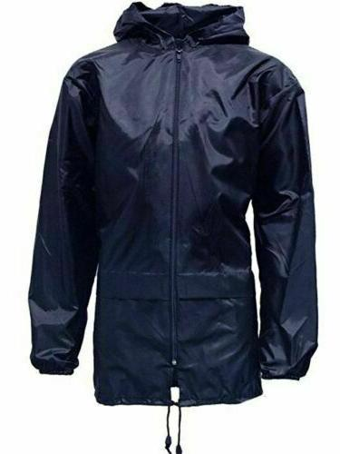 Big Sizes Unisex Coat Jacket KAGOOL/KAGOUL/CAGOULE/ SIZES-3XL,4XL,5XL,6X