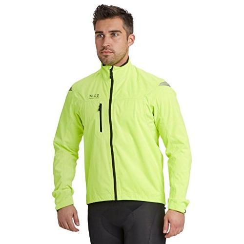 bike cycling rain jacket