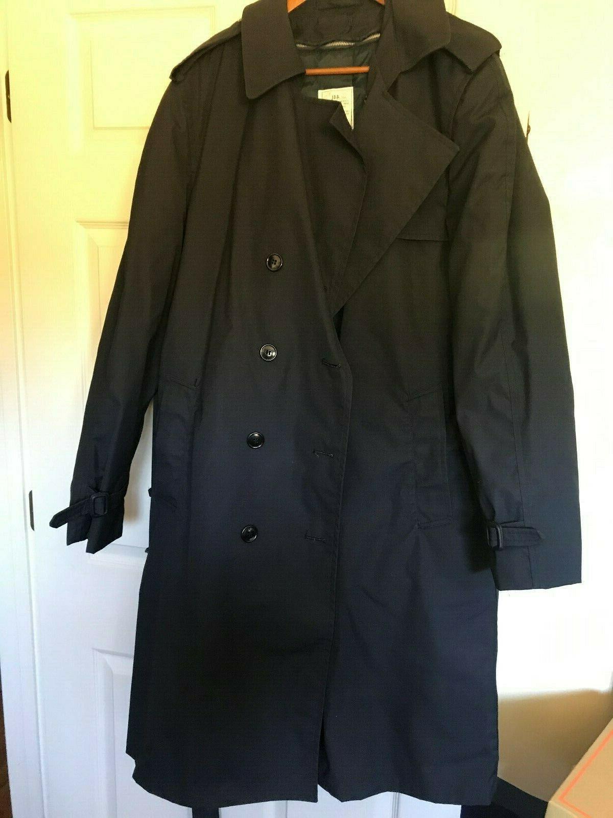blue top coat overcoat raincoat mens all