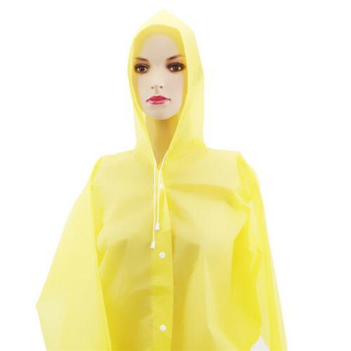 Baby Kids Coat Rainwear Jacket Hooded LD