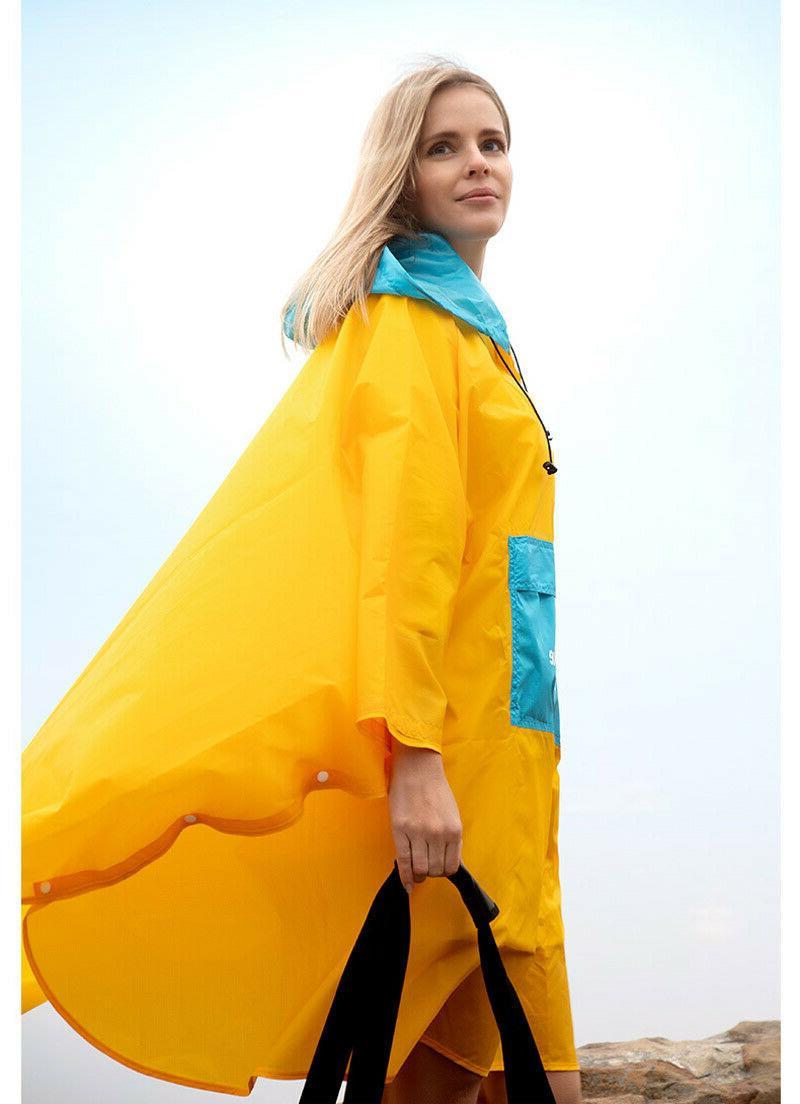 Naturehike Tents Mat Raincoat Men Women