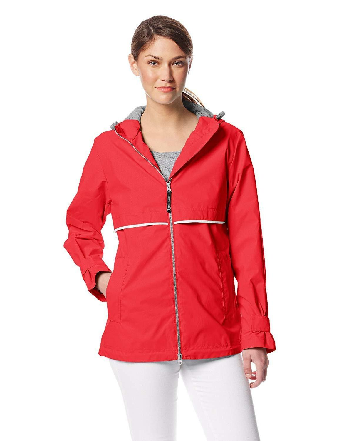 Charles River Apparel New Rain Jacket