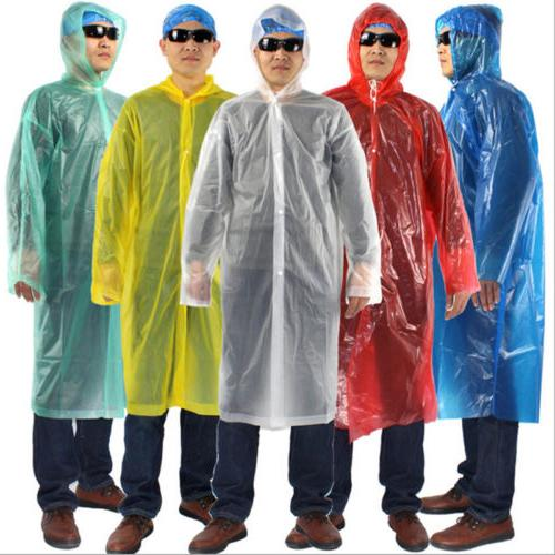 Fashion Sample Disposable Rain Coat Outdoor Adult/Kid Raincoat Poncho