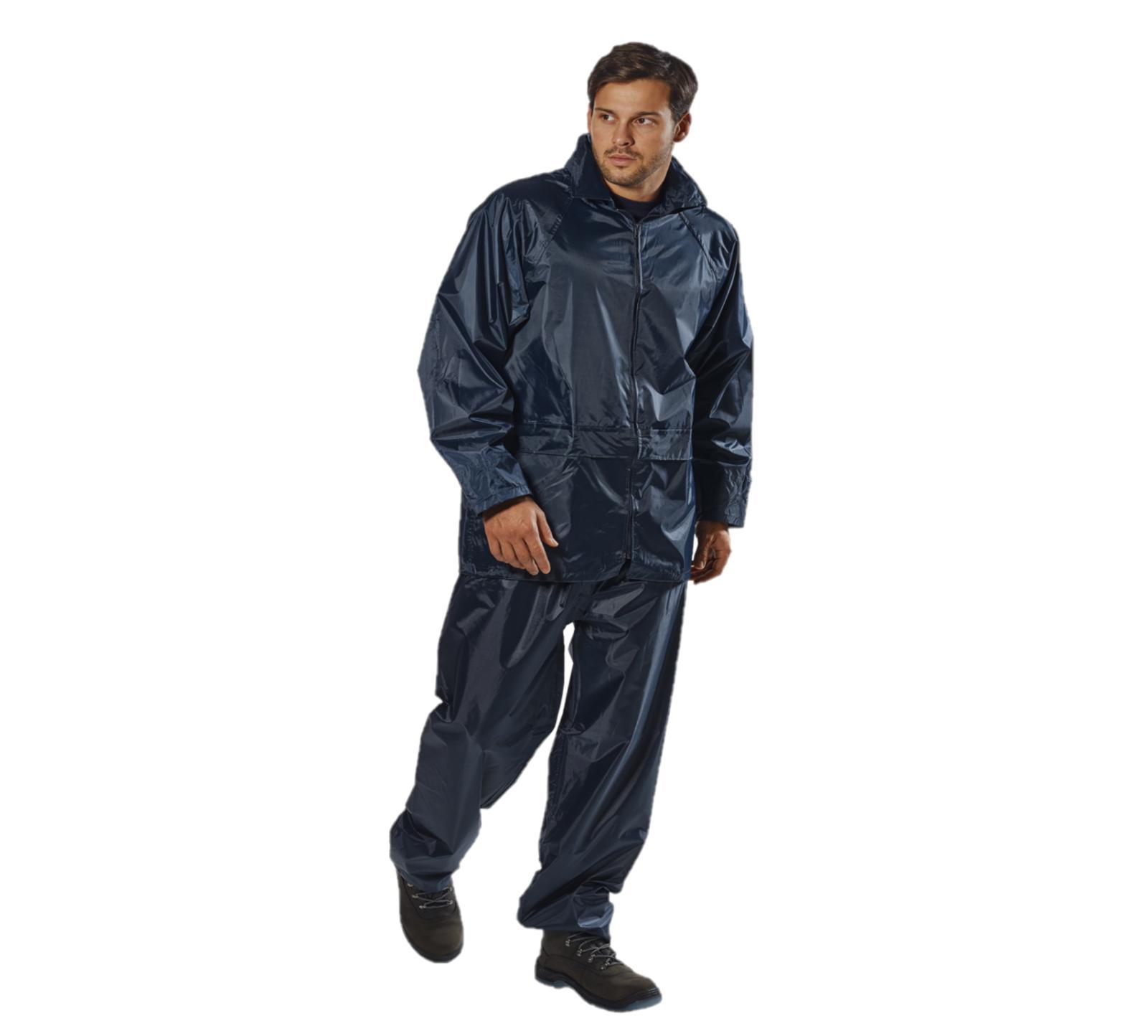 Portwest Rain Jacket Waterproof Winter S440