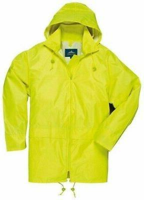Portwest US440 Classic Waterproof Rain Jacket 5 Colors