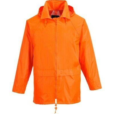 Portwest Waterproof Rain Jacket S-6XL, 5 Colors