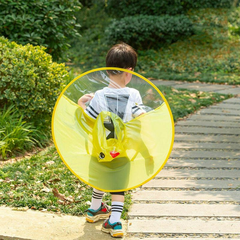 Child Free Raincoat Little US