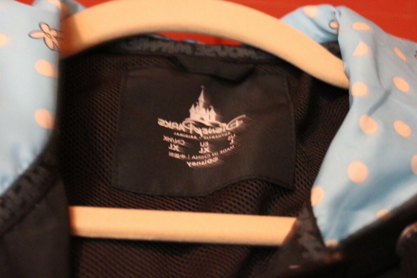 DisneyWorld Minnie Mouse Jacket Coat New Size L