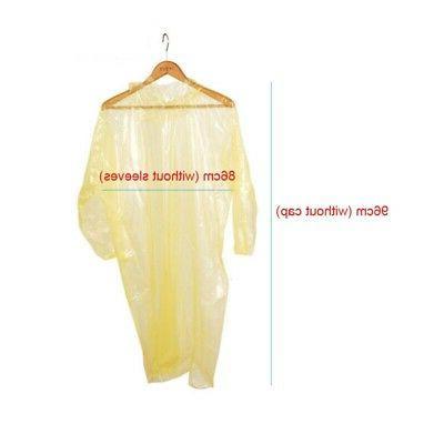 Disposable Adult Emergency Rain Coat Camping