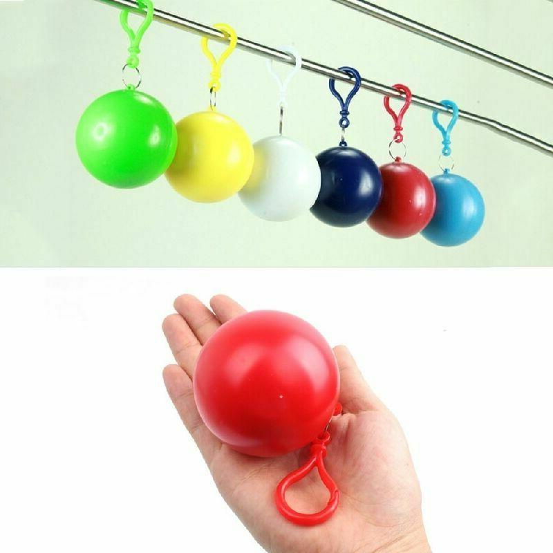 Disposable Emergency Ball Poncho Type W3V9
