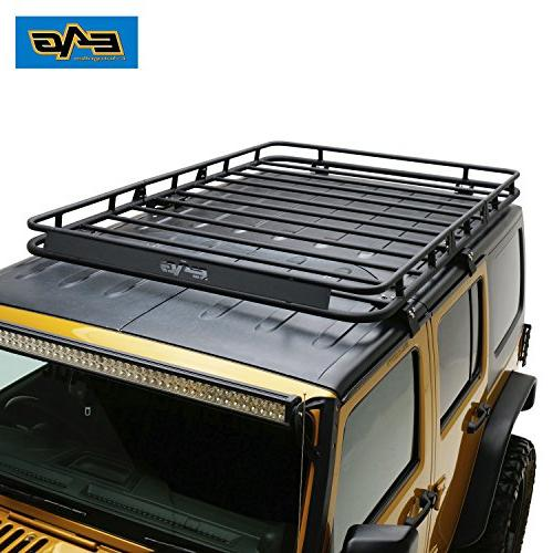 eag roof rack cargo basket
