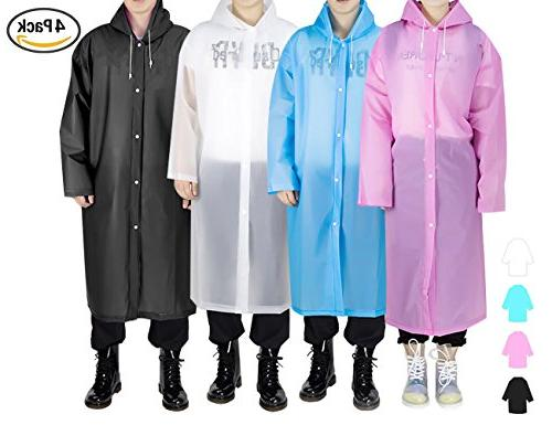 eva portable raincoat