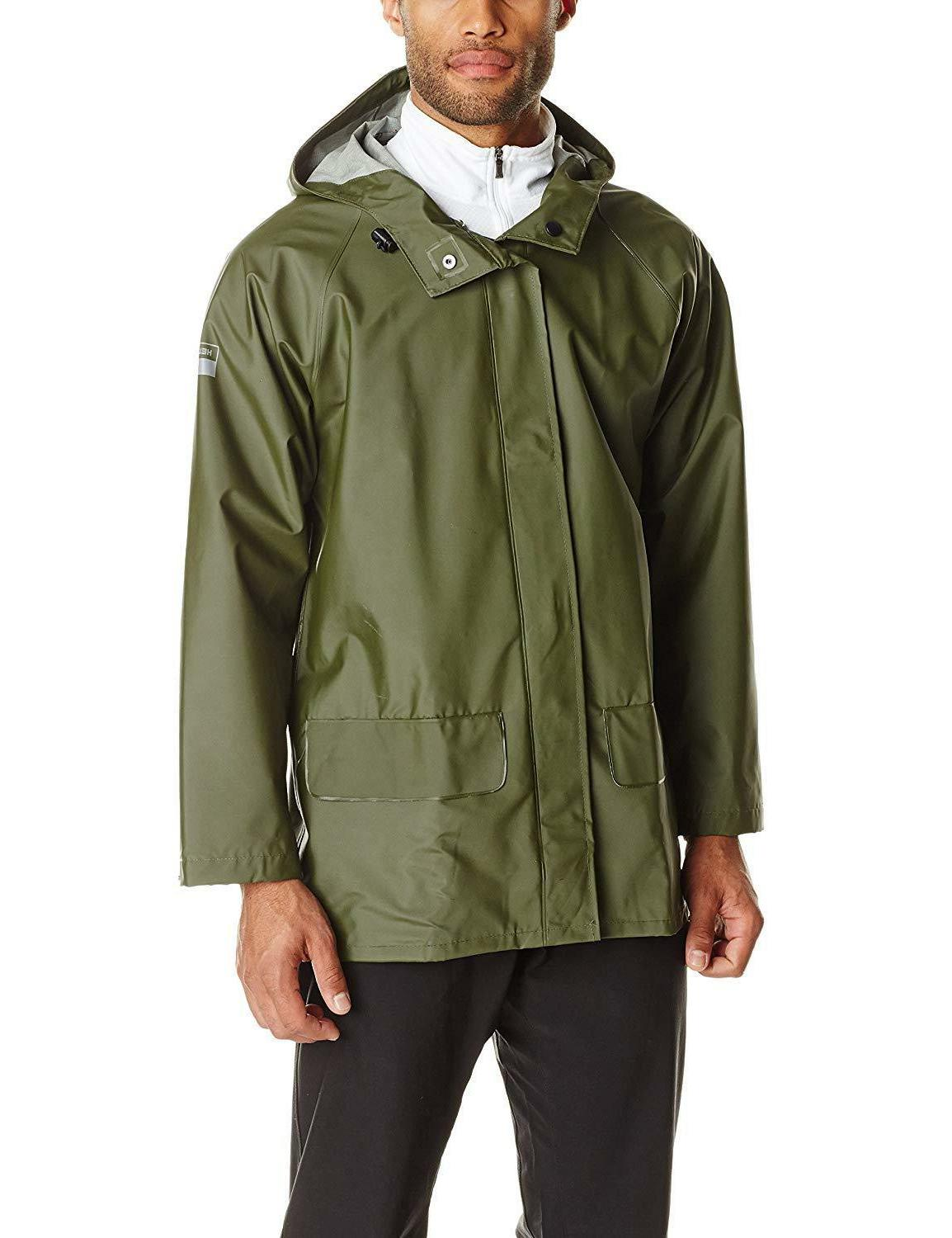 Helly Workwear Men's Mandal Rain Jacket