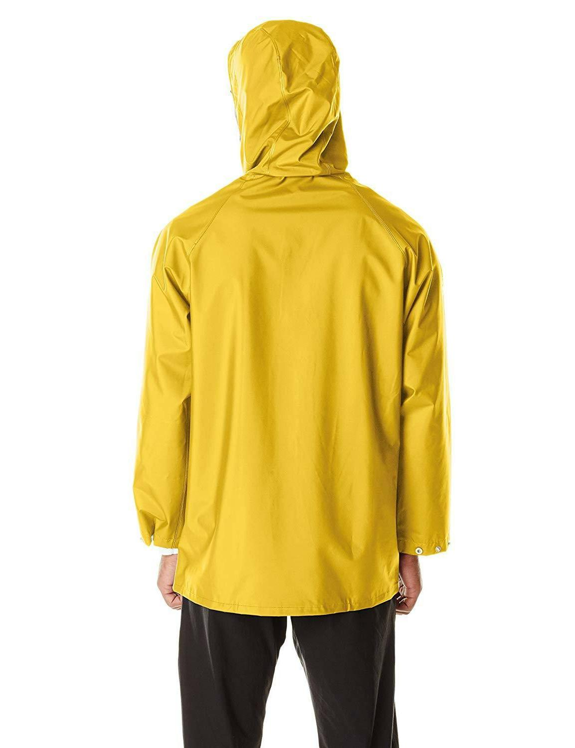 Helly Mandal Waterproof Hooded Rain Coat
