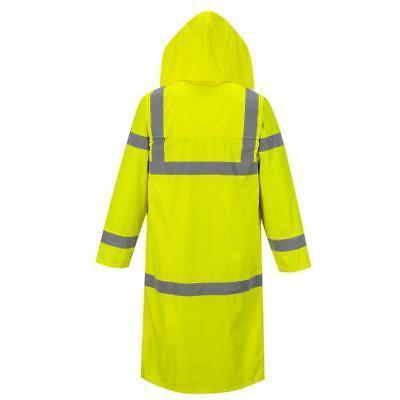 Portwest Hi-Vis Classic Coat Yellow