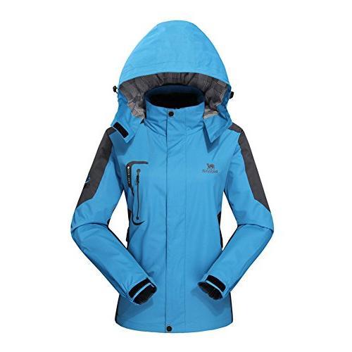 hooded softshell waterproof jacket raincoat