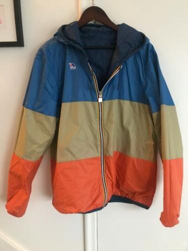 k jacket Inserted NWT