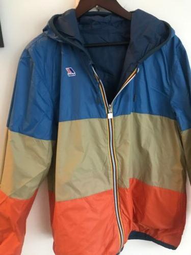 k way jacket Jacques Inserted $210