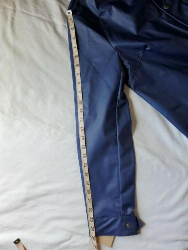 Levi Womens Sleeve Rain Coat Size