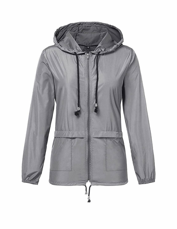 Lightweight Packable Hooded(Zhenwei