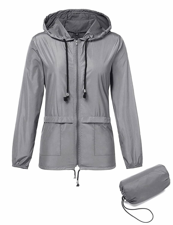Packable Hooded(Zhenwei