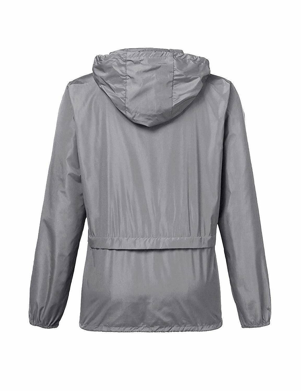Lightweight Jackets Waterproof Packable Outdoor