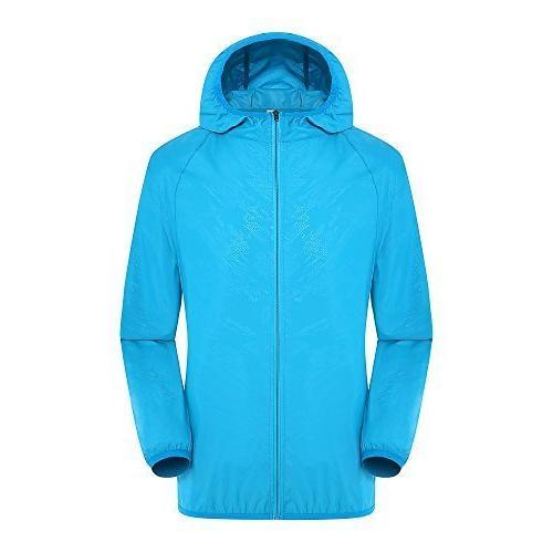 lightweight windbreaker skin jacket rain