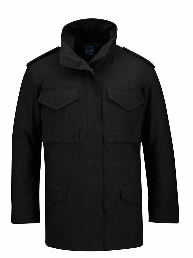 m65 field coat with removeable quilted liner