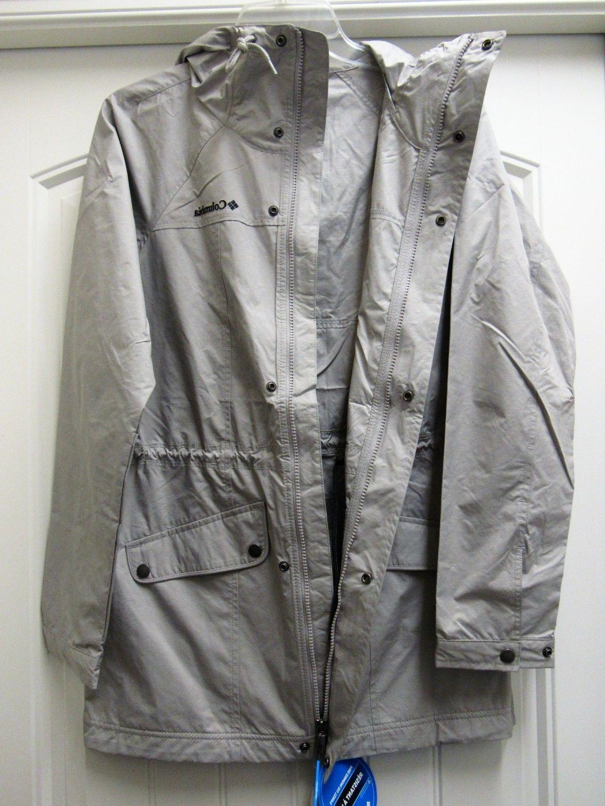 Columbia Womens Rain Gravel XS-XL