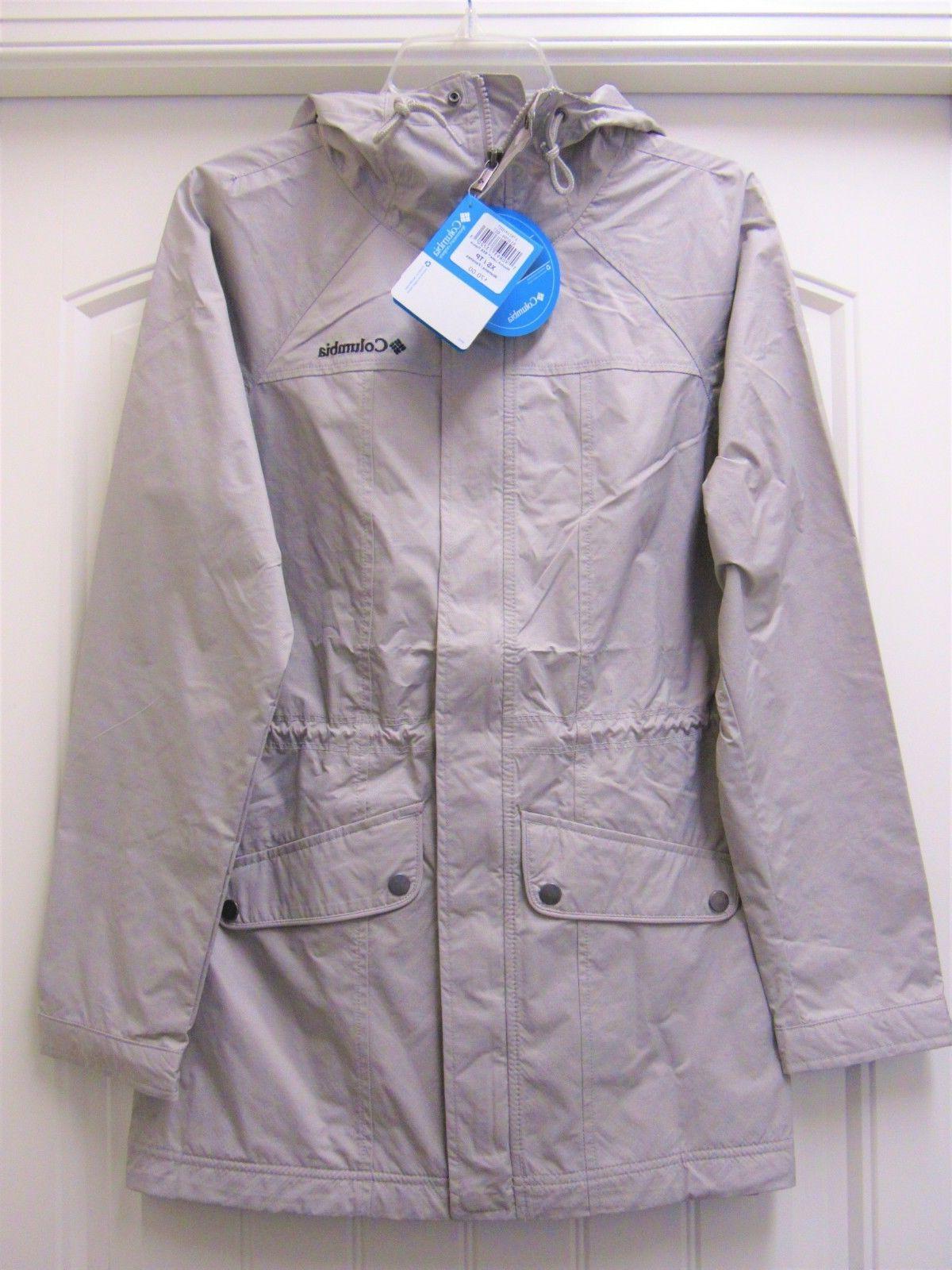 maunch lake exs womens trench rain coat