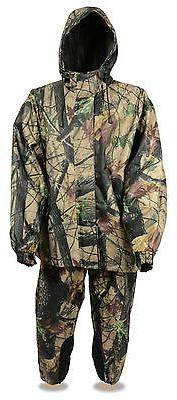 men s camouflage premium heavy duty rain