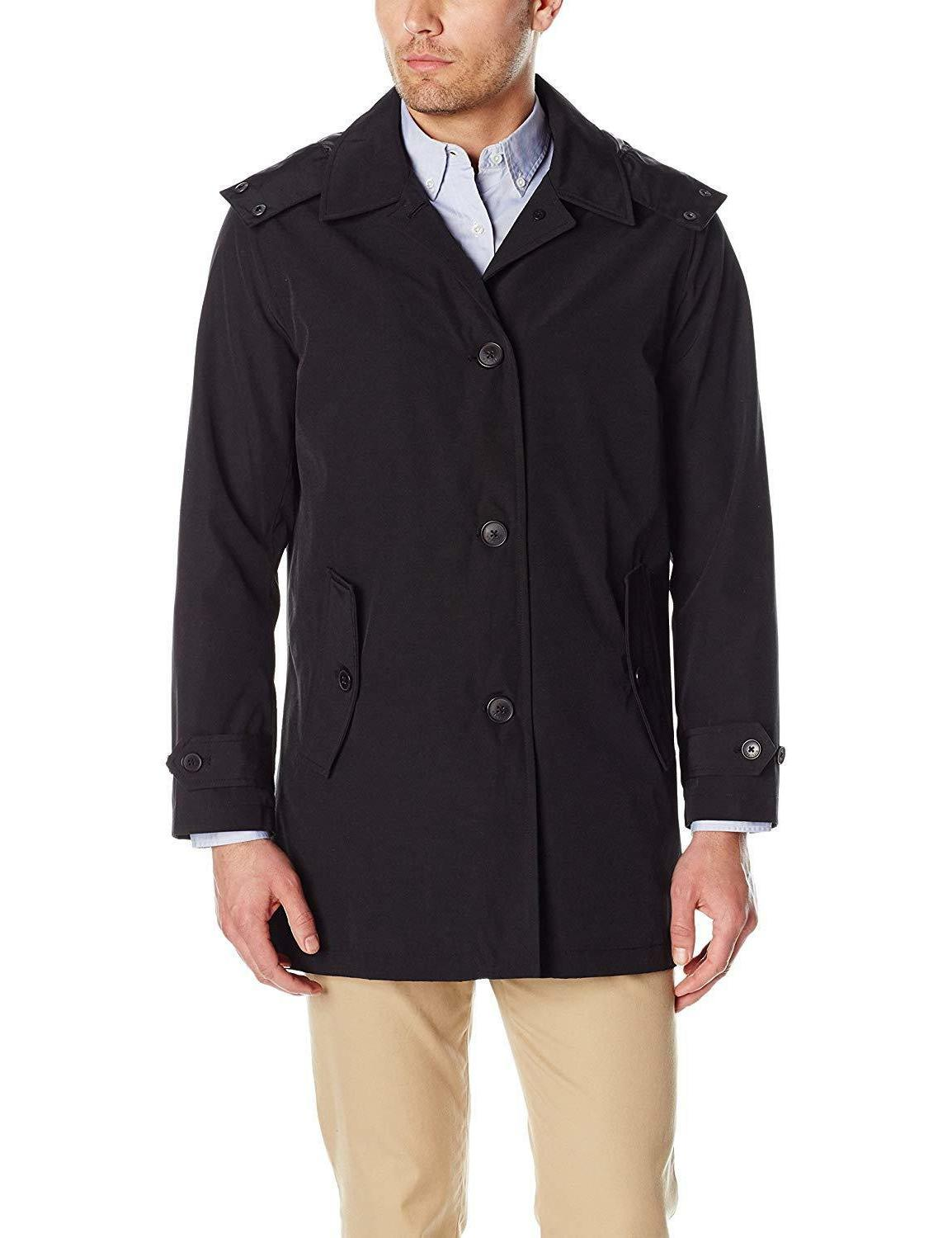 Tommy Hilfiger Men's Rain Trench