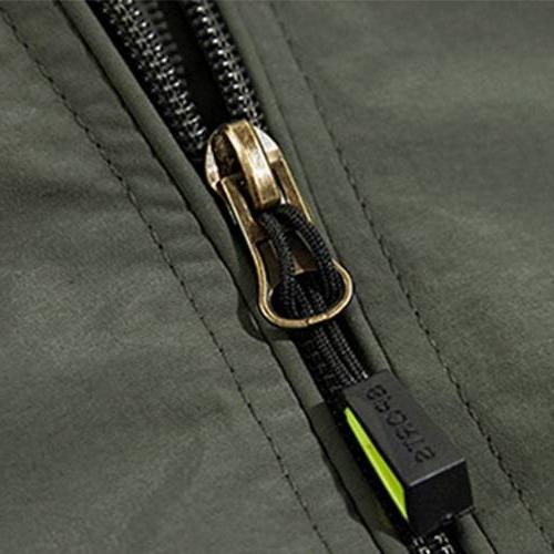 Men's Jacket Waterproof Outdoor Camping Windbreaker Rain Coat USA