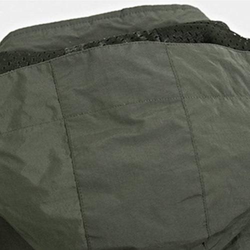 Men's Jacket Waterproof Hooded Outdoor Outwear Rain