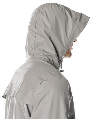 Cole Men's Hooded Jacket, Ironstone,