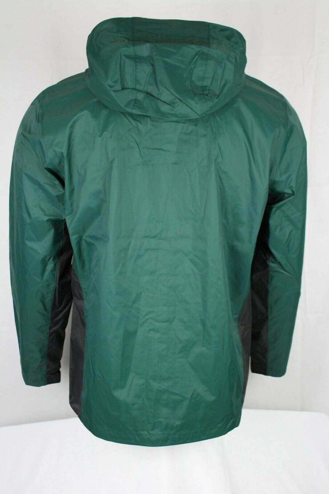 Columbia Men's II Tech Hooded Jacket Green
