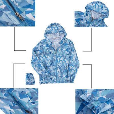 Men Windproof Sports Coat