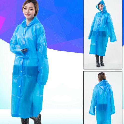 Men Waterproof Rain Coat Outdoor Rainwear US