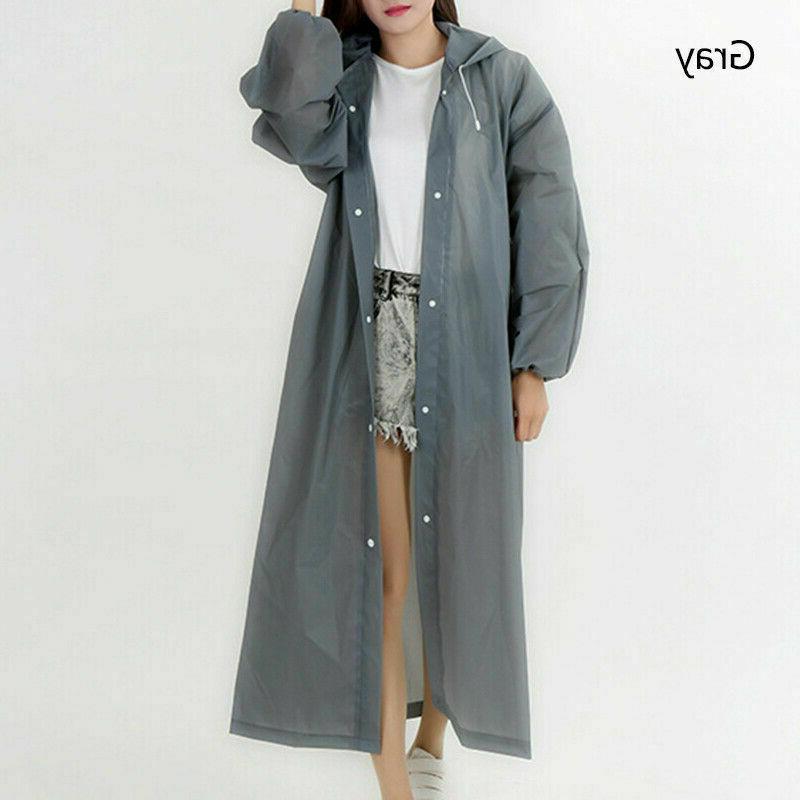 Men Coat Hooded Waterproof Jacket Rainwear, 6 Colors