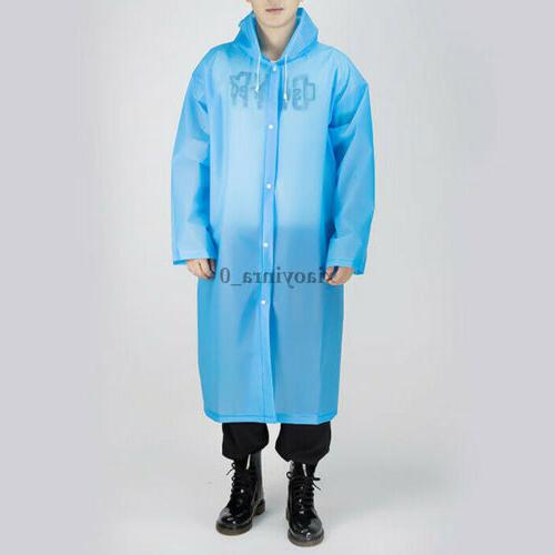 Men Women Waterproof Jacket Rain