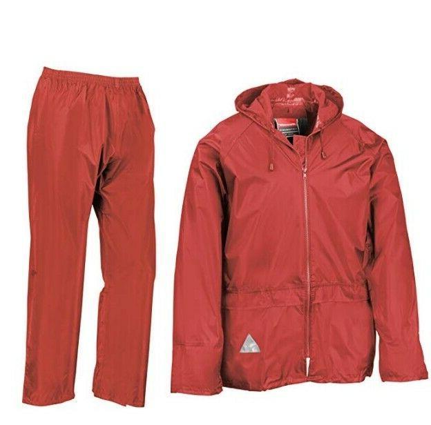 Weight Hoodie Jacket Trouser Pair Set