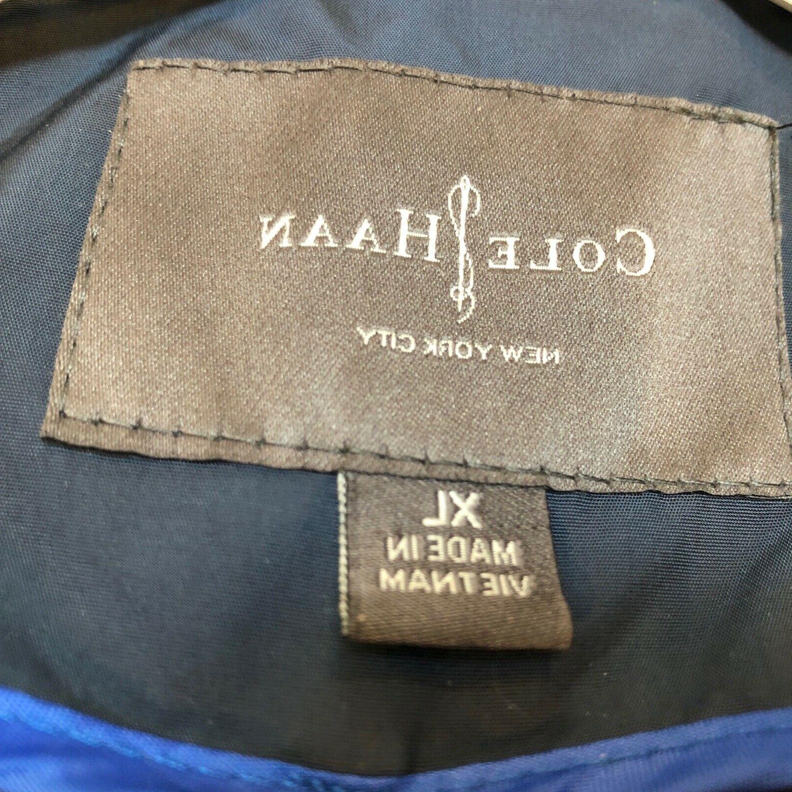 Cole Haan raincoat. Sz woman's XL