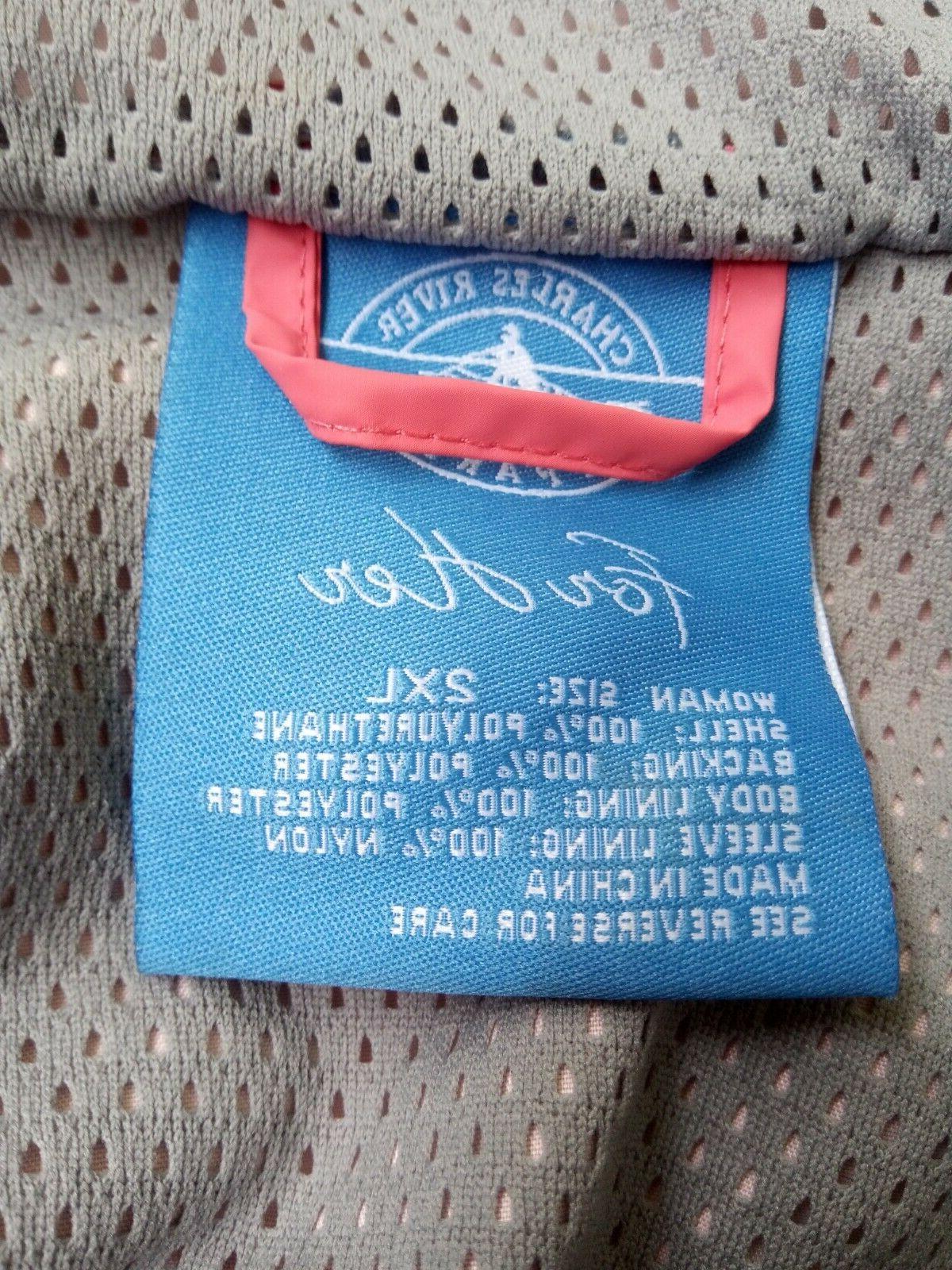 Charles River Englander' Coat Jacket, 2XL, Chest