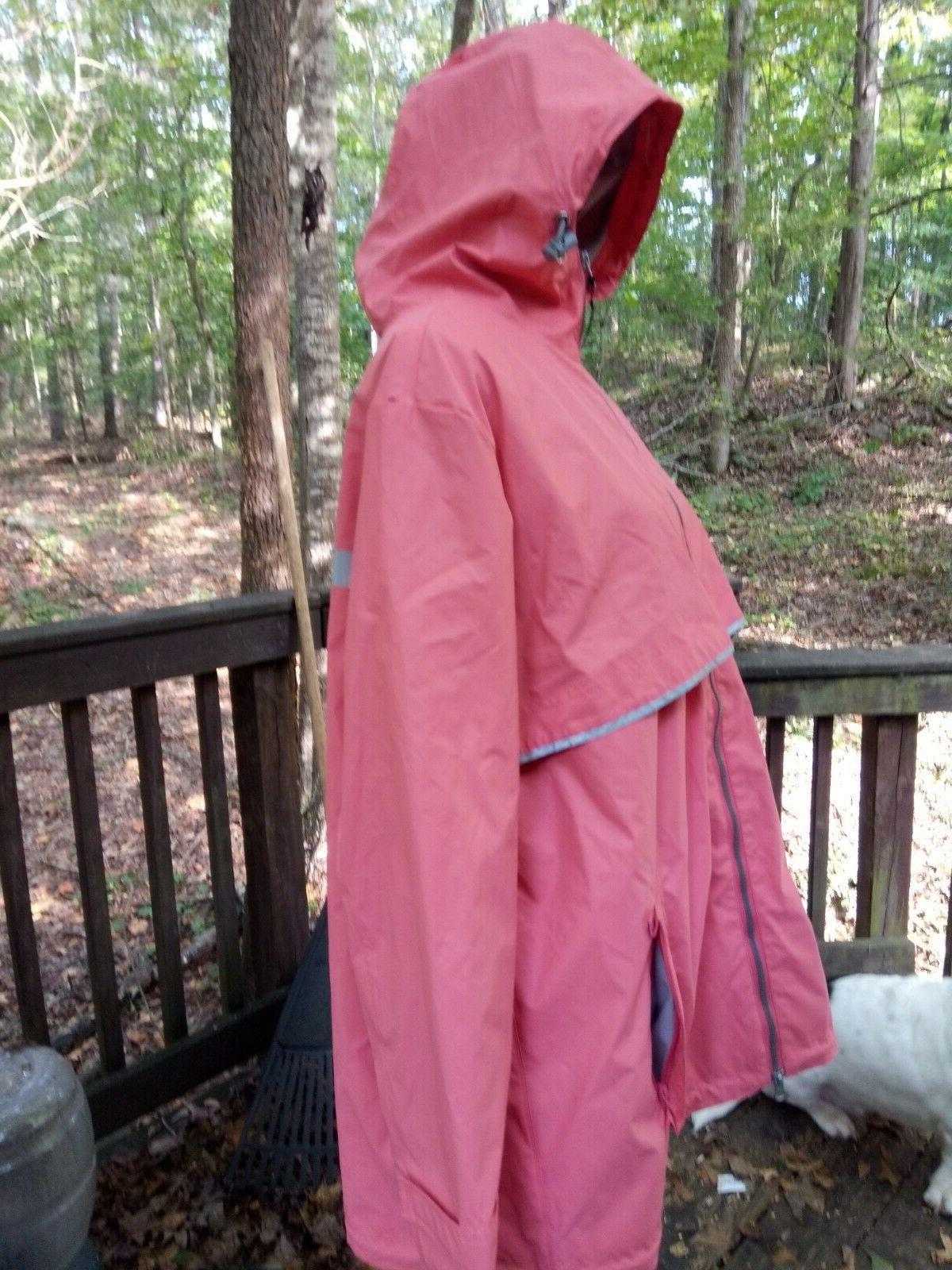 Charles River Englander' Rain Coat 2XL, Hood,